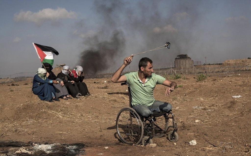 Hoy, 30 de marzo, se conmemora el Día De La Tierra Palestina . Tierra que el ocupante israelí roba cada día derramando la sangre del noble pueblo palestino. ⠀⠀⠀⠀⠀⠀⠀ ¡Palestina libre! ⠀⠀⠀⠀⠀⠀⠀  Ettiene de Malglaive   @GettyImages. pic.twitter.com/7Eu6afGoK2
