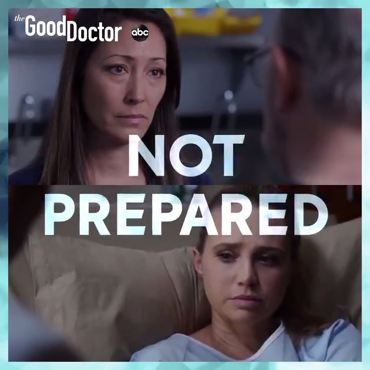 #TheGoodDoctor finale we've all been waiting for is almost here...