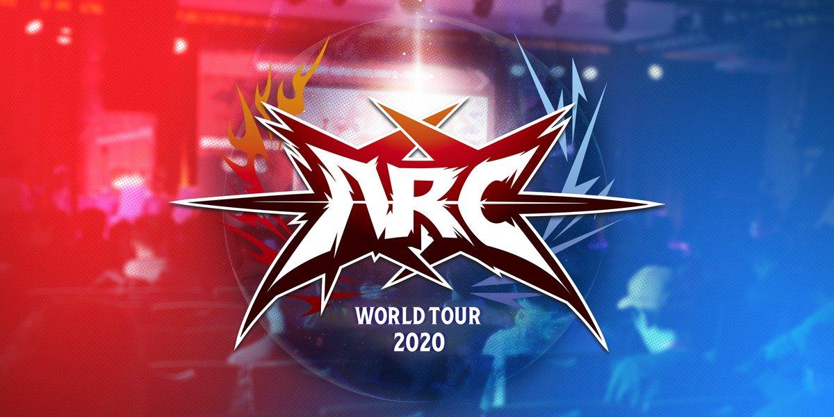 Arc World Tour byla zrušena