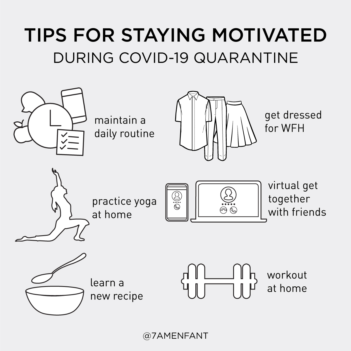 Keeping the kiddos busy is critical, but making sure the parents retain their balance is INSTRUMENTAL! What are YOU doing for YOU? Squeeze these in during nap-time! ⁠ #socialdistancing #quarantine #kids #playtime #weekendvibes #motherhood #fatherhoodpic.twitter.com/innrvxRLTP