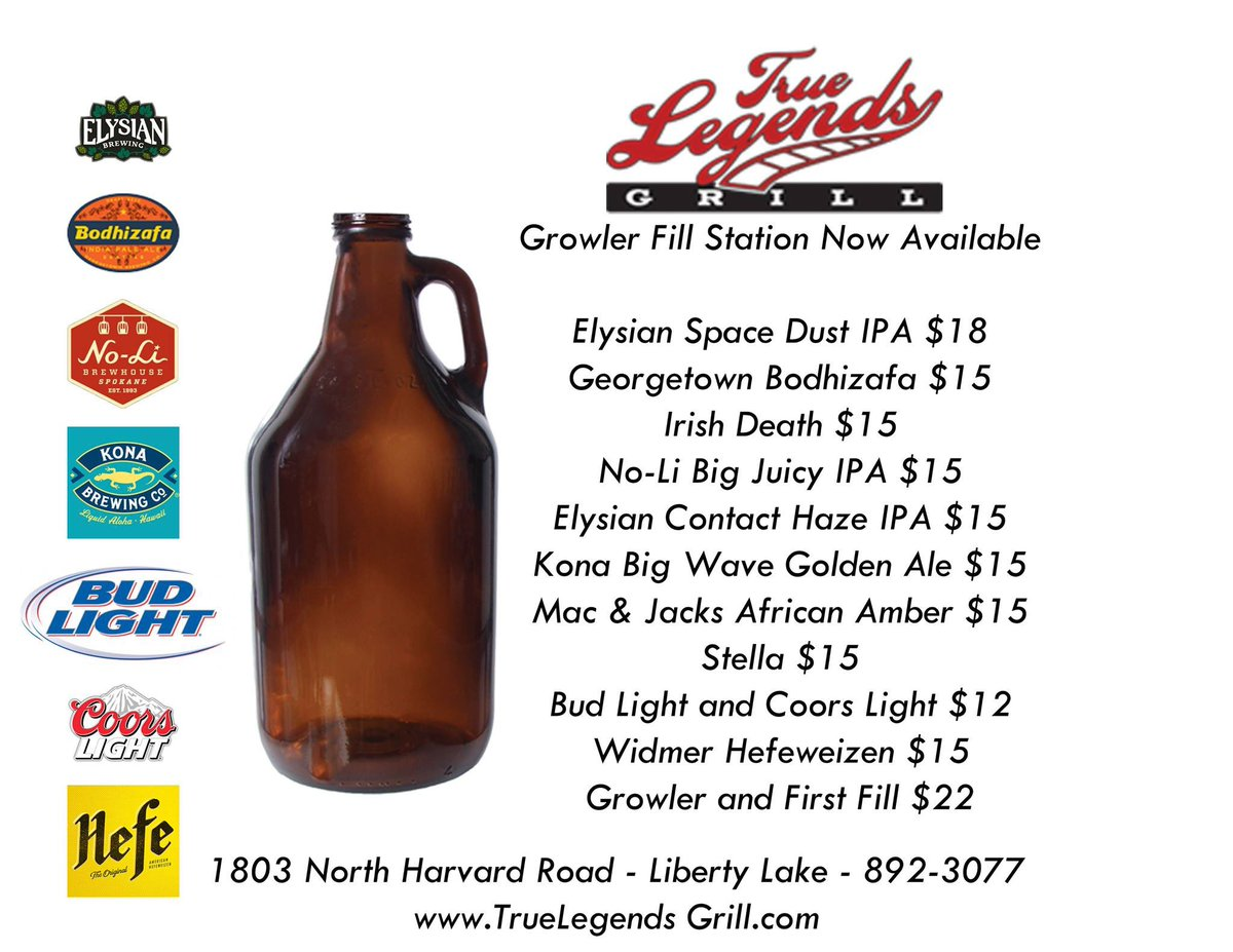 Growlers now available!! #OrderUpSpokane #orderuplibertylake #beer pic.twitter.com/NfSTbG8KaT