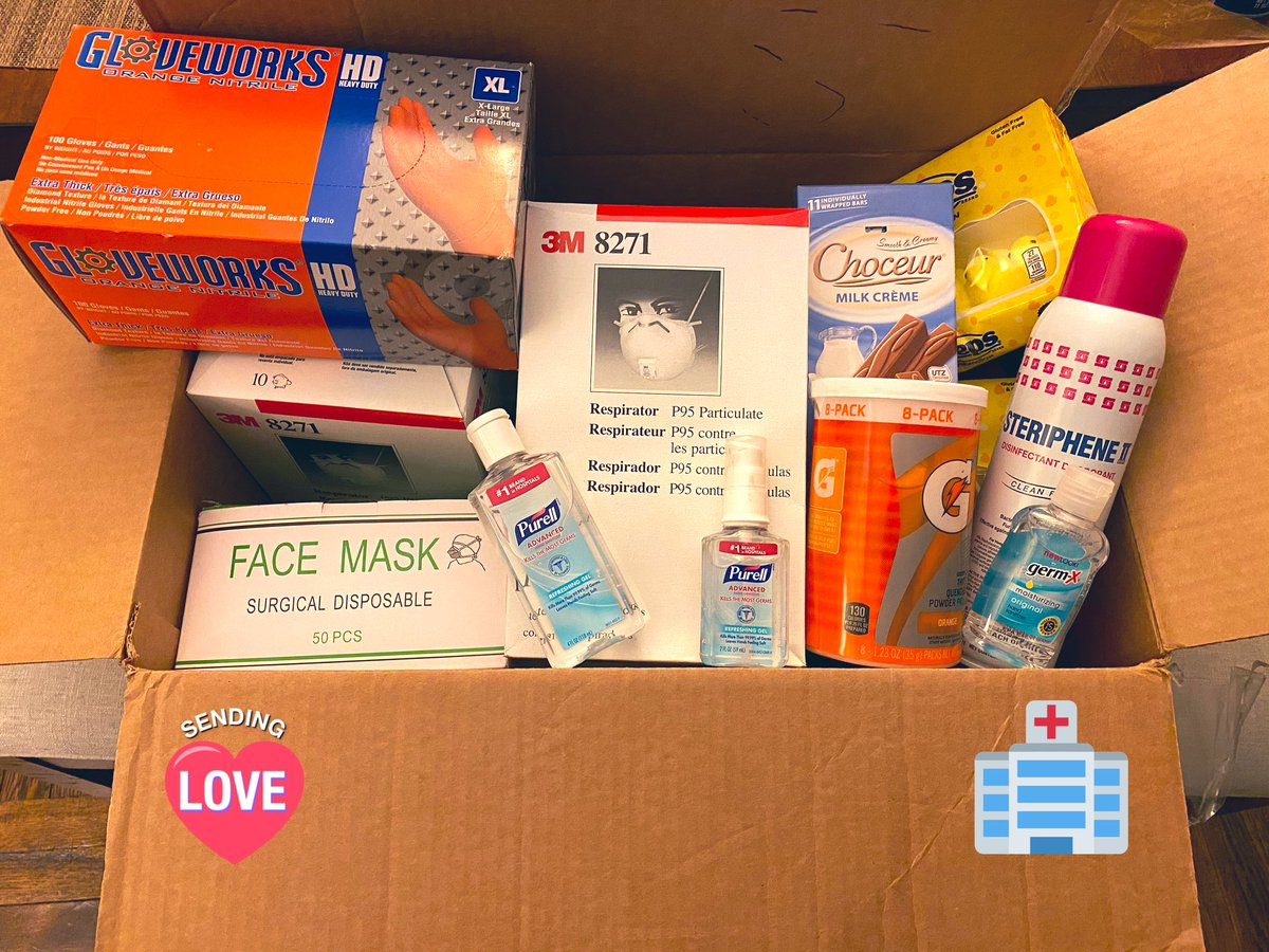 Thank You Gifts - comfort care pack