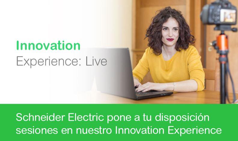 Schneider Electric trae para ti:  Innovation Experience: Live, Un espacion donde podras aprender lo utimo en tecnologia y solucuines de gestion de Energia..   @grupodiceof   #apcbyschneider   #LifeIsOn  #SchneiderElectric    https://apcbyschneider-electric.com/2020/ls/Life/LiveSe.htm  …