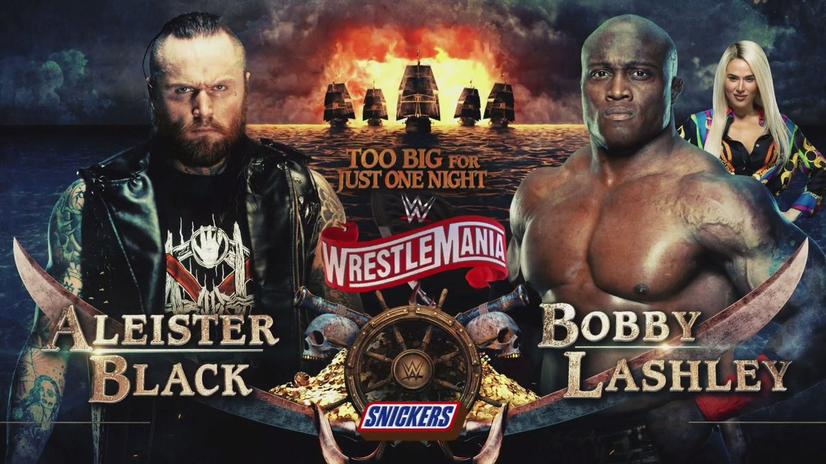 @WrestleMania's photo on #wweraw