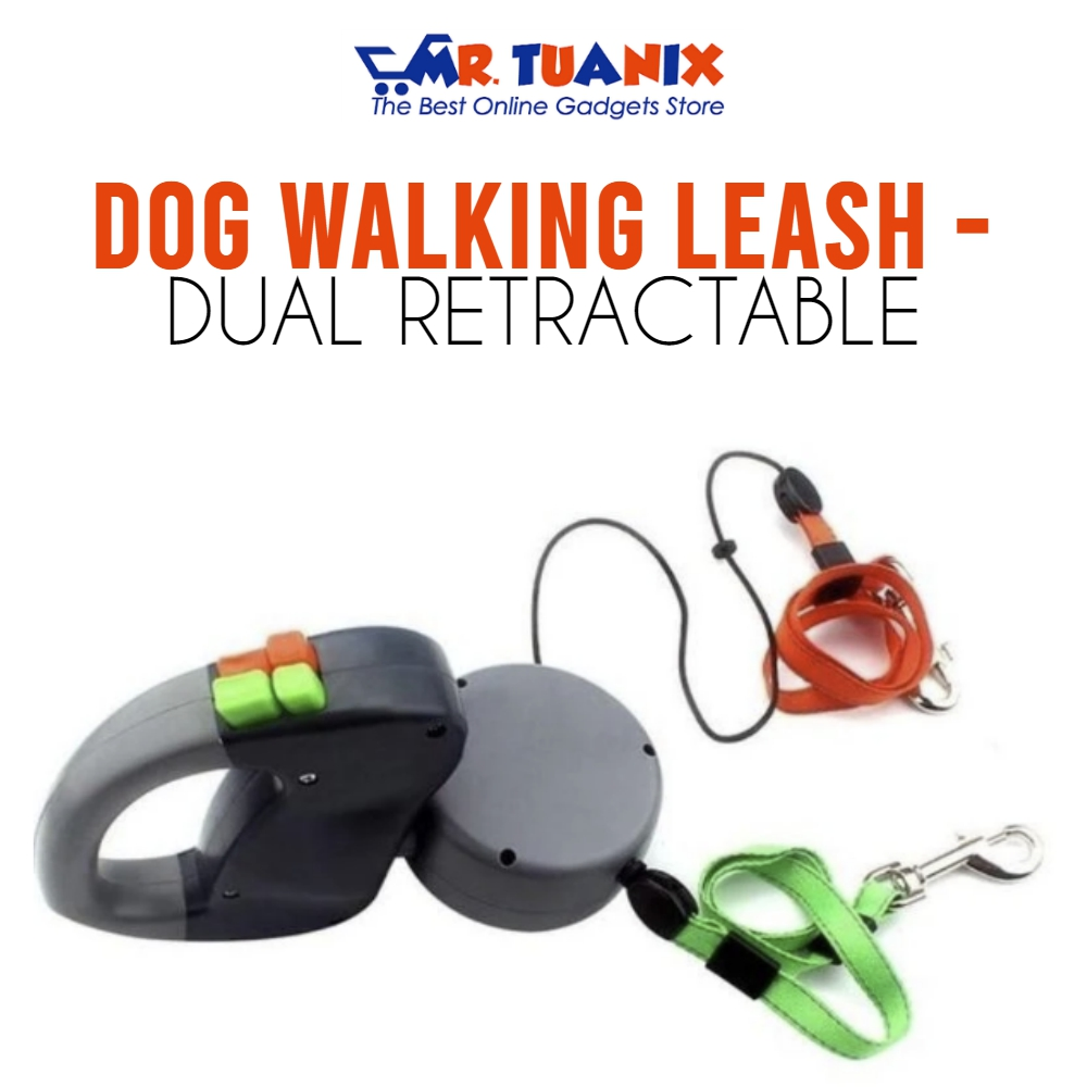 Two dogs? It's not always easy to keep two dogs at the same time. If you want to walk with two dogs, it is a never-ending task to prevent the dogs from becoming entangled.  . http://bit.ly/3510xr1 . #mrtuanix #shopkitchen #shopbeauty #phoneaccessories #shopgadgetspic.twitter.com/lLaUp4Kc26
