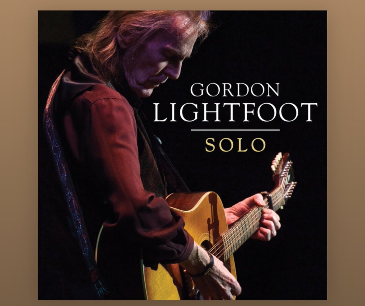 Best news today. Canadian Legend #gordonlightfoot has released a new album, and. It's. AMAZING! #trulycanadian #canadianmusician #canadafolkmusicpic.twitter.com/toFm0pTdFr