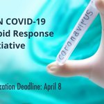 Image for the Tweet beginning: Reminder: SCN COVID-19 Rapid Response