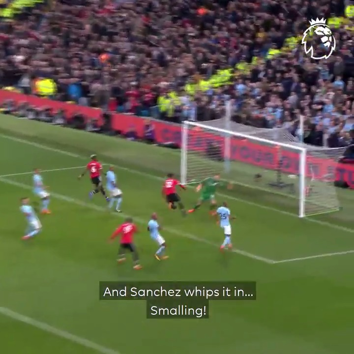 On this day in 2018: Manchester United came back from two down to win, preventing City from winning the derby and the league title at the Etihad 🔴   https://t.co/4U6Pj1ZVmb
