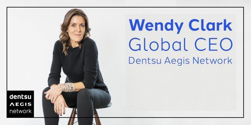 Welcome #WendyClark as Global CEO, #DentsuAegisNetwork . Read more: https://fal.cn/37r2Xpic.twitter.com/terrIgZRoh