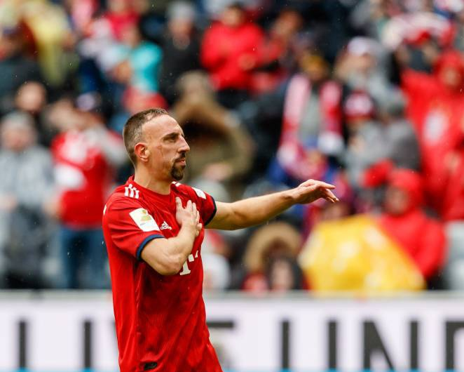 Happy 37th birthday to FC Bayern legend, Franck Ribéry!