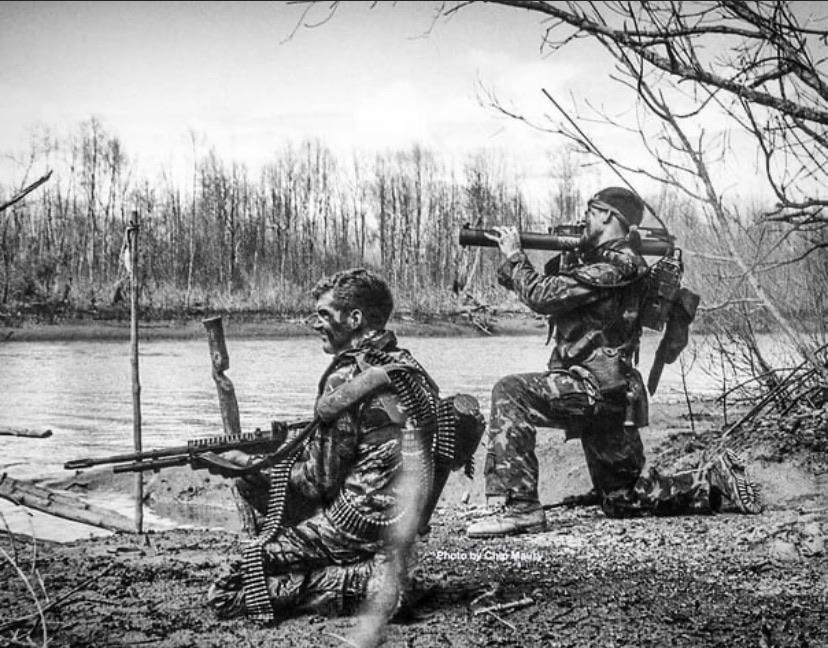 Navy SEAL's in the Mekong Delta, Vietnam #sealteam #USNavy #vietnam #oldschool #tactical #seal #sof #SF pic.twitter.com/cp9RBvhx6N