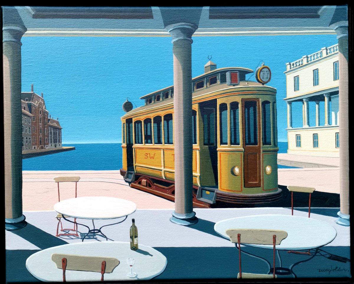 #paintings by artist © Joop Polder (Dutch, b. 1939) pic.twitter.com/AnBCDceqBm