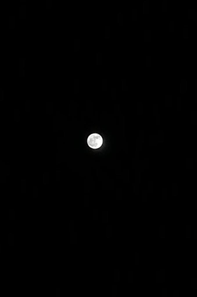 こっちのがさっき挙げたのより綺麗に感じる  ↓P9liteで撮影した一昨年の普通の月pic.twitter.com/bLYN831FJ1