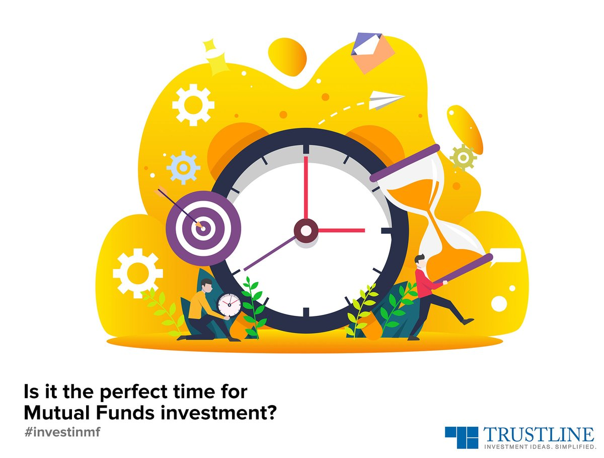 The stock market fell by 30% in the last one month. So, it is the perfect time to invest in mutual funds. #investinmf  https://www.trustline.in/wealth-management …