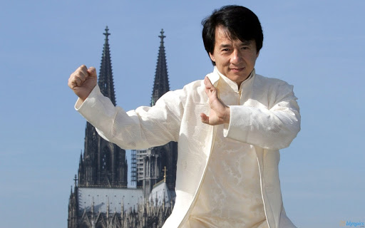 Happy Birthday to movie legend Jackie Chan who is 66 today .