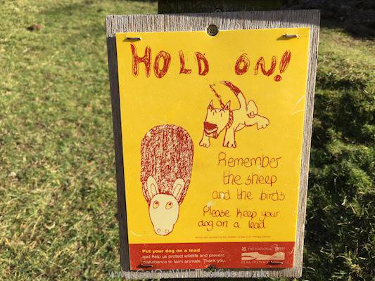 Good advice on this sign, especially for this time of year #spring #nature #lambs #staylocal pic.twitter.com/YA3CFlnP27