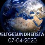 Image for the Tweet beginning: Zum heutigen #Weltgesundheitstag wünschen wir