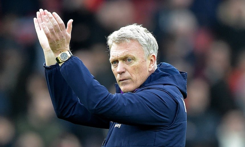 West Ham manager David Moyes is taking a voluntary 30% pay cut, in order to help the club through the financial problems caused by the coronavirus crisis. (via @guardian_sport)