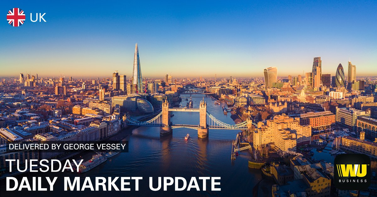 Hopes of outbreak peaking boosts risk sentiment: https://bit.ly/2yHaxL   • Optimism buoys risk tone  • Australian Dollar fights back  • Sterling remains vulnerable  • GBP-positive bets drop once again   #WUMarketUpdate #CurrencyNews