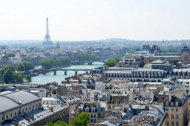 La pause #photo 📷 | Vue sur Paris 👀  👉   #RestezChezVous #Paris #UrbanPhotography #PausePhoto