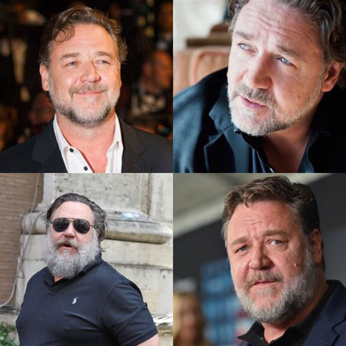 Happy 56 birthday to Russell Crowe. Hope that she has a wonderful birthday.