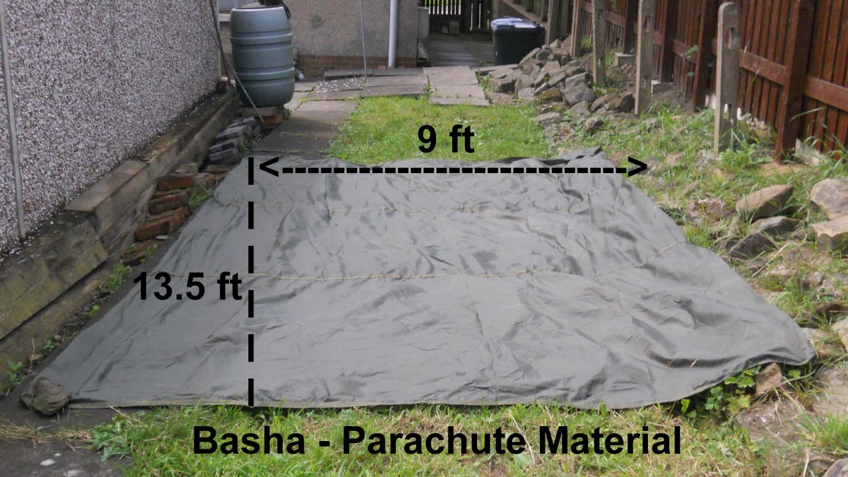 #camping #walking #motorcycling  #outdoor #travel  #fishing #angling #military  #fieldcraft  #survival #scouts #cadets #milsim #airsoft Basha Shelter Tarp   #bushcraft as per Mears & Grylls trusted military grade   OR