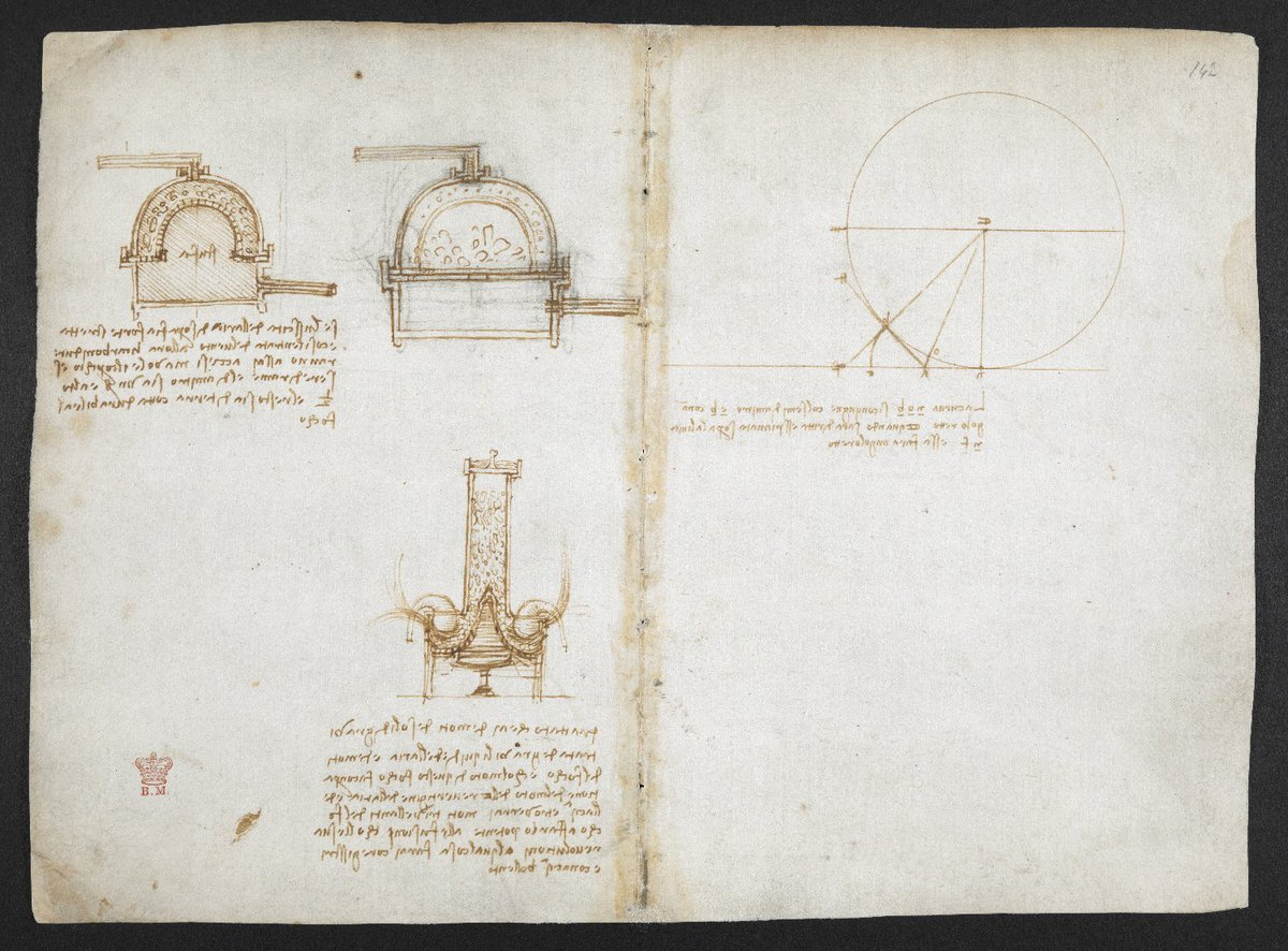Bl Prints Drawings On Twitter Archive30 Famousarchives Leonardo Da Vinci S Notebook Britishlibrary A Collection Without Order Drawn From Many Papers Which I Have Copied Here Hoping To Arrange Them Later Each