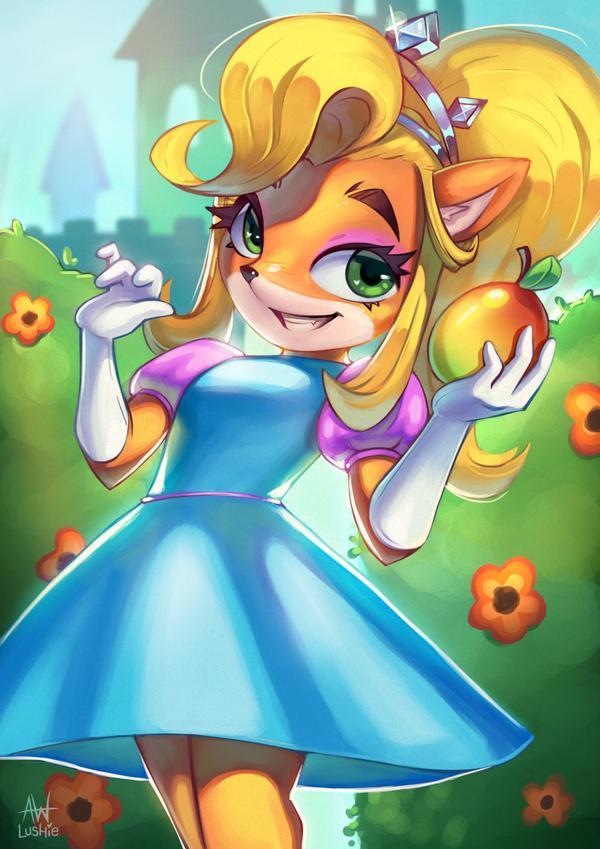 [commission] Princess Coco   #commission #cocobandicoot #coco #princess #ctrpic.twitter.com/4h1Sg7TGkh