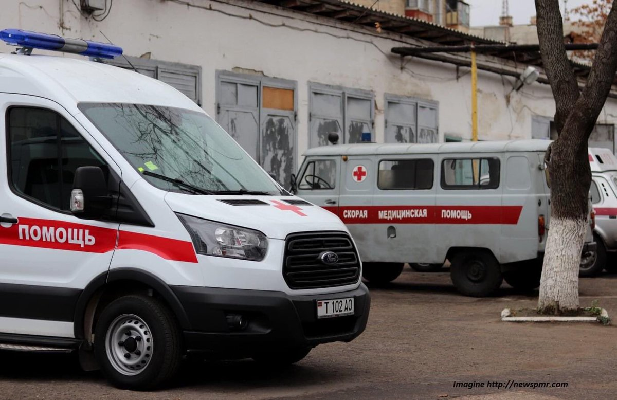 On April 3, 2020 ambulance drivers working at central hospital of Dubasari, Anatolii Cebotari and Alexei Carpov were detained by militia from #Transnistria when being on duty.  More here https://t.co/mQRS6RDZBL #PromoLEX #Moldova #pandemic https://t.co/TJIVUYSsMS