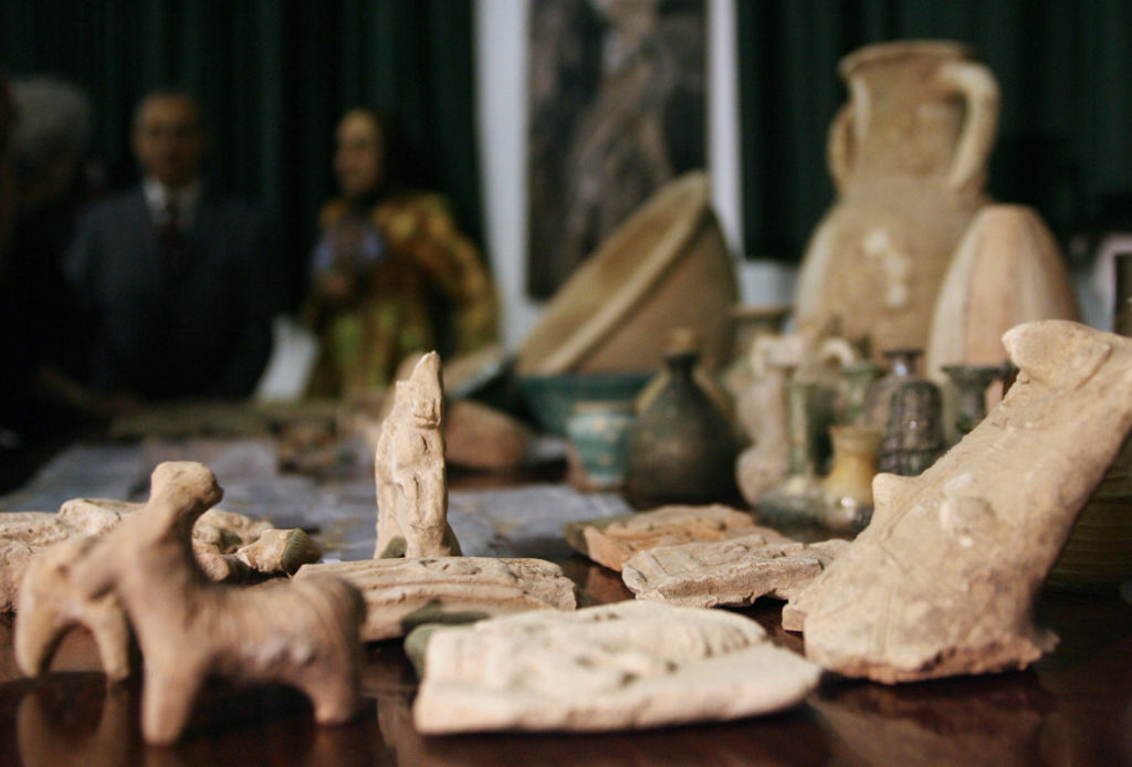 ⭕️ Almost 98 Percent of 'Eastern Mediterranean' Antiquities Sold in Germany Are of Questionable Origin, a New Report Has Found A damning report spells out the problem. The solution might not be that straightforward. ℹ️ news.artnet.com/art-world/germ… ℹ️ archaeologyin.org