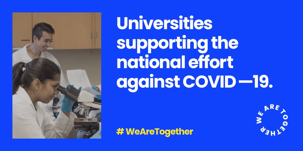 This #WorldHealthDay we're celebrating the Queen Mary students & staff working so hard to support the national effort against #COVID19    👇Here are some highlights of the response so far 👇   #WeAreTogether