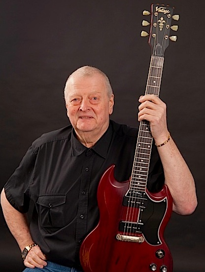 Happy Birthday to Mick Abrahams, 77 today