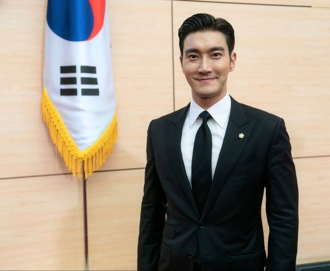Happy Birthday   our Sunshine and Kind and Helpful man Choi Siwon
