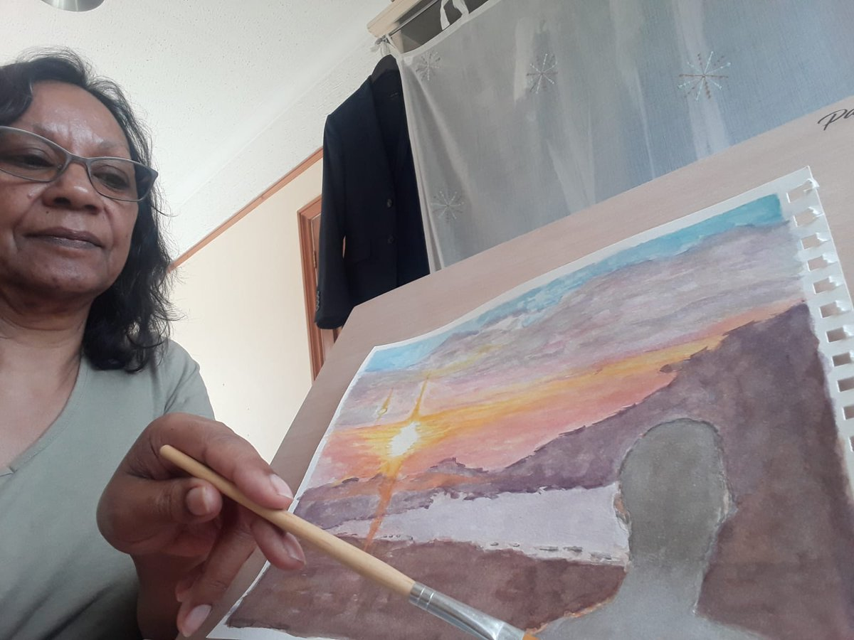 test Twitter Media - #getcreativeathome  Jenny has decided to carry on with her painting. https://t.co/BVpG972tGX