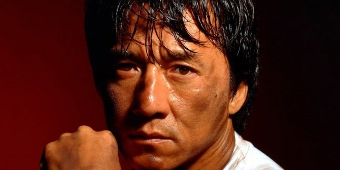 Happy 66th Birthday to the man Jackie Chan