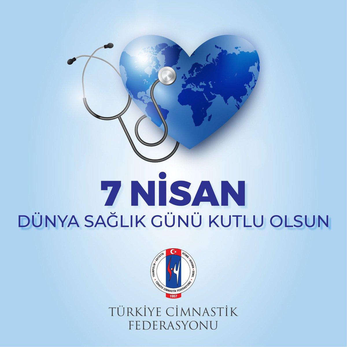 En zor koşullarda dahi özveriyle çalışan tüm sağlık çalışanlarımızın Dünya Sağlık Günü kutlu olsun#DünyaSağlıkGünüpic.twitter.com/NNdbUCFTLu