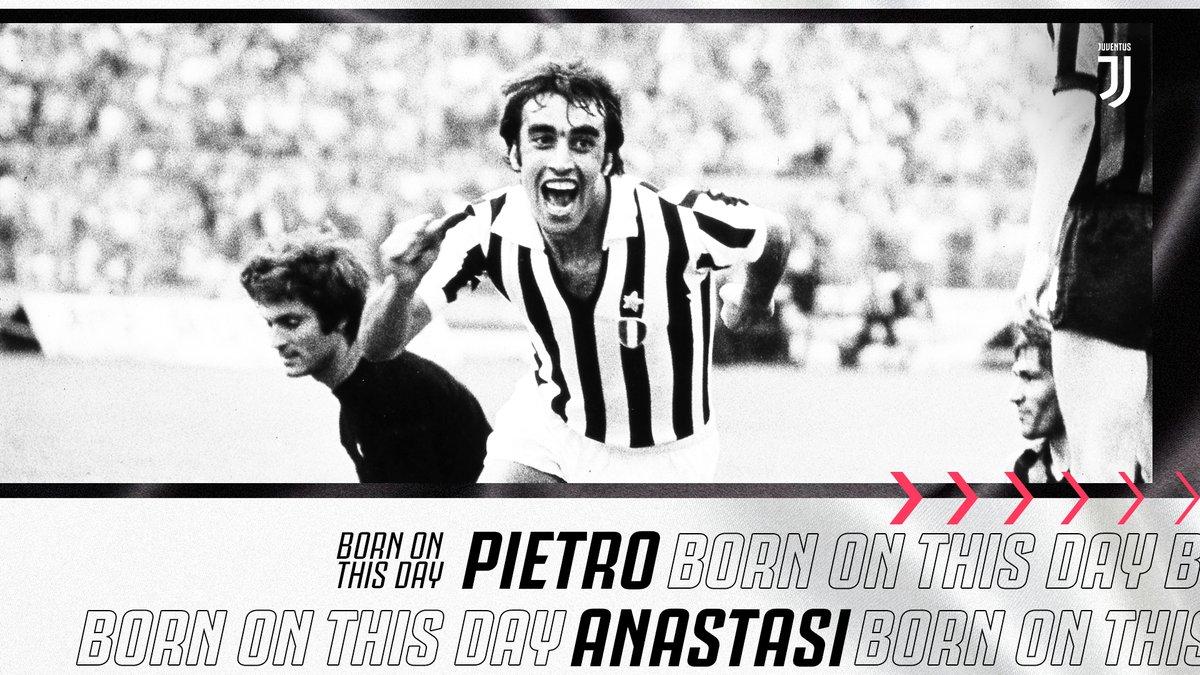 #UnDiaComoHoy nacía el legendario Pietro Anastasi❤️⚪️⚫️