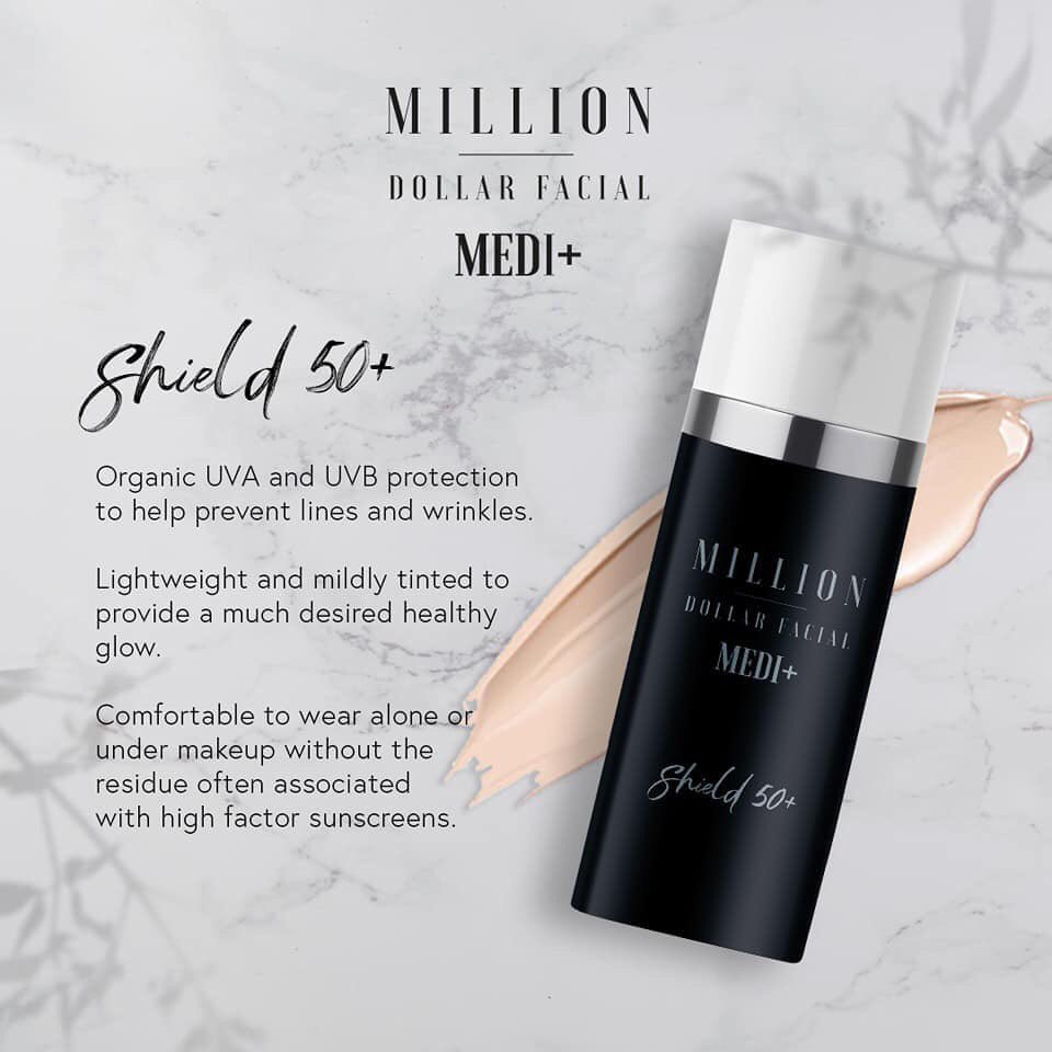 Got my SPF 50 on ready for my hour of exercise ! Just love this daily moisturiser! Feels Gorgeous! Retail Price £38.00  Vegan Made in UK #milliondollarfacial #milliondollarbody #mediplus #mediplushomecare #skin #love #milliondollarfacialuk #facials #menshealth #menskincarepic.twitter.com/IFvBHiKaPU