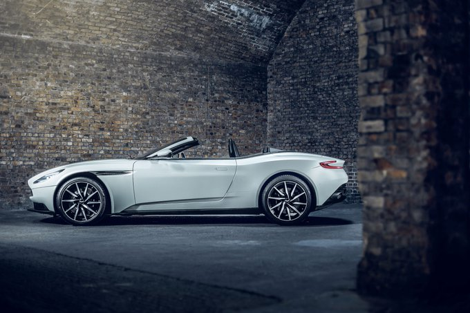 DB11 is instantly recognisable and…