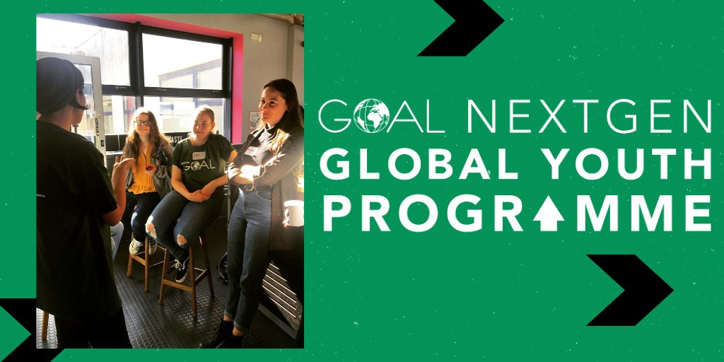 #Youth of #Ireland! You may not be able to #MarchforChange right now, but there is something you can do..  Apply to participate in the @GOAL_Global Youth Programme and hone your skills to make our world a sustainable one https://t.co/5WcJviWAvv