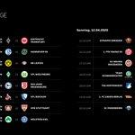 Image for the Tweet beginning: Die #BundesligaHomeChallenge wird fortgesetzt!🏠⚽️🎮   Auch