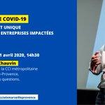 Image for the Tweet beginning: #Covid19 ➜ RDV dès demain