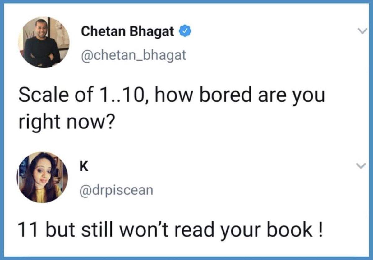 Chetan Bhagat (@chetan_bhagat) | Twitter