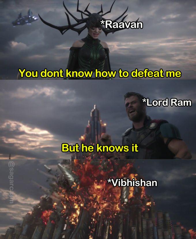 Ramayan memes