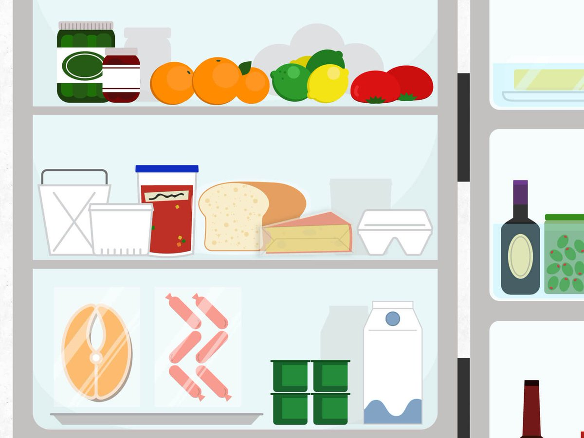 The #food Lab: How to Organize Your Refrigerator for Better #food Storage. #foodislove