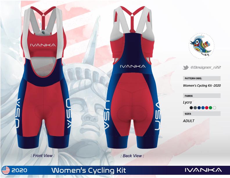 Women's Cycling Kit-2020  #cyclingclothing #cyclingfashion #cyclingwomen #cycling #roadbike #cyclingbibs #womendesigner #USA pic.twitter.com/8jZYuXLDkU