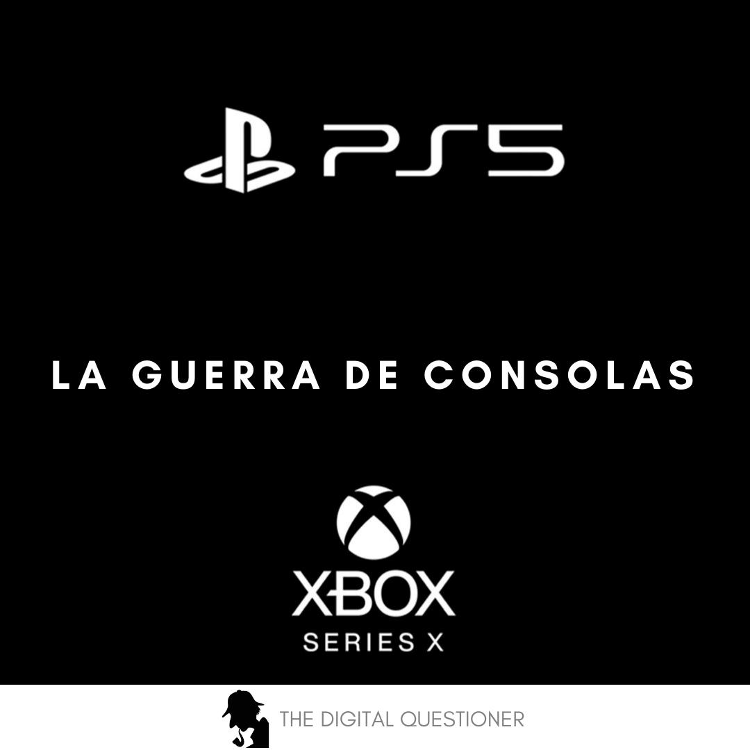 Gracias a Microsoft y Sony, por fin conocemos los detalles técnicos de PS5 y Xbox Series X, y así conocer cual es la ventaja de cada una.  https://www.thedigitalquestioner.com/la-guerra-de-consolas-ps5-vs-xbox-series-x/?utm_source=Twitter&utm_medium=Hootsuite#.XoKxIdL0lPY…  #blog #followme #PlayStation5 #PS5 #PlayStation #Xbox #XboxSeriesX #videojuegos #videogamespic.twitter.com/50O9E5CvAW