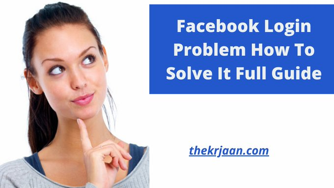Facebook Login Problem How To Solve It Full Guide