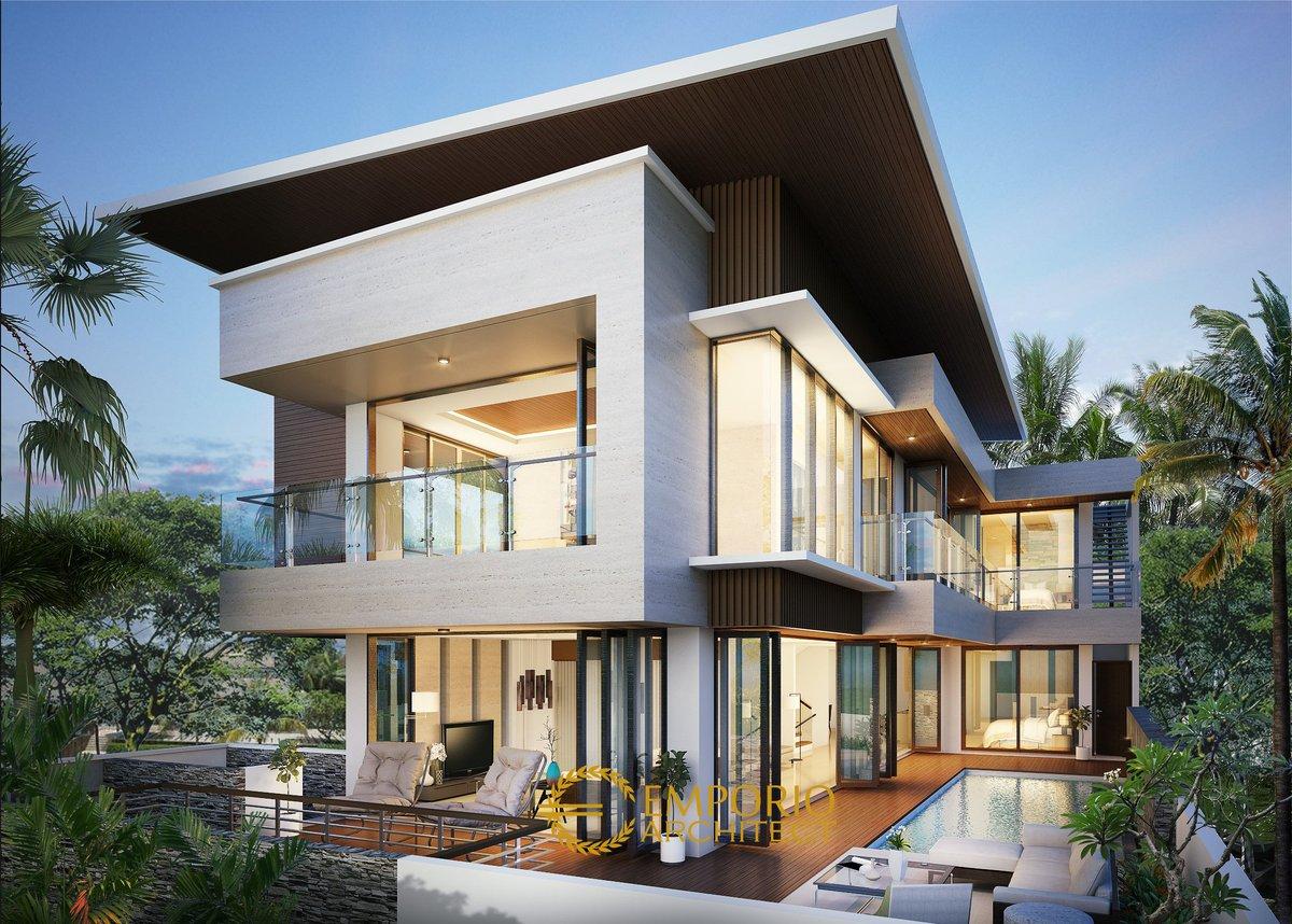 "Emporio Architect on Twitter: ""Mr. Mega Private House Design"