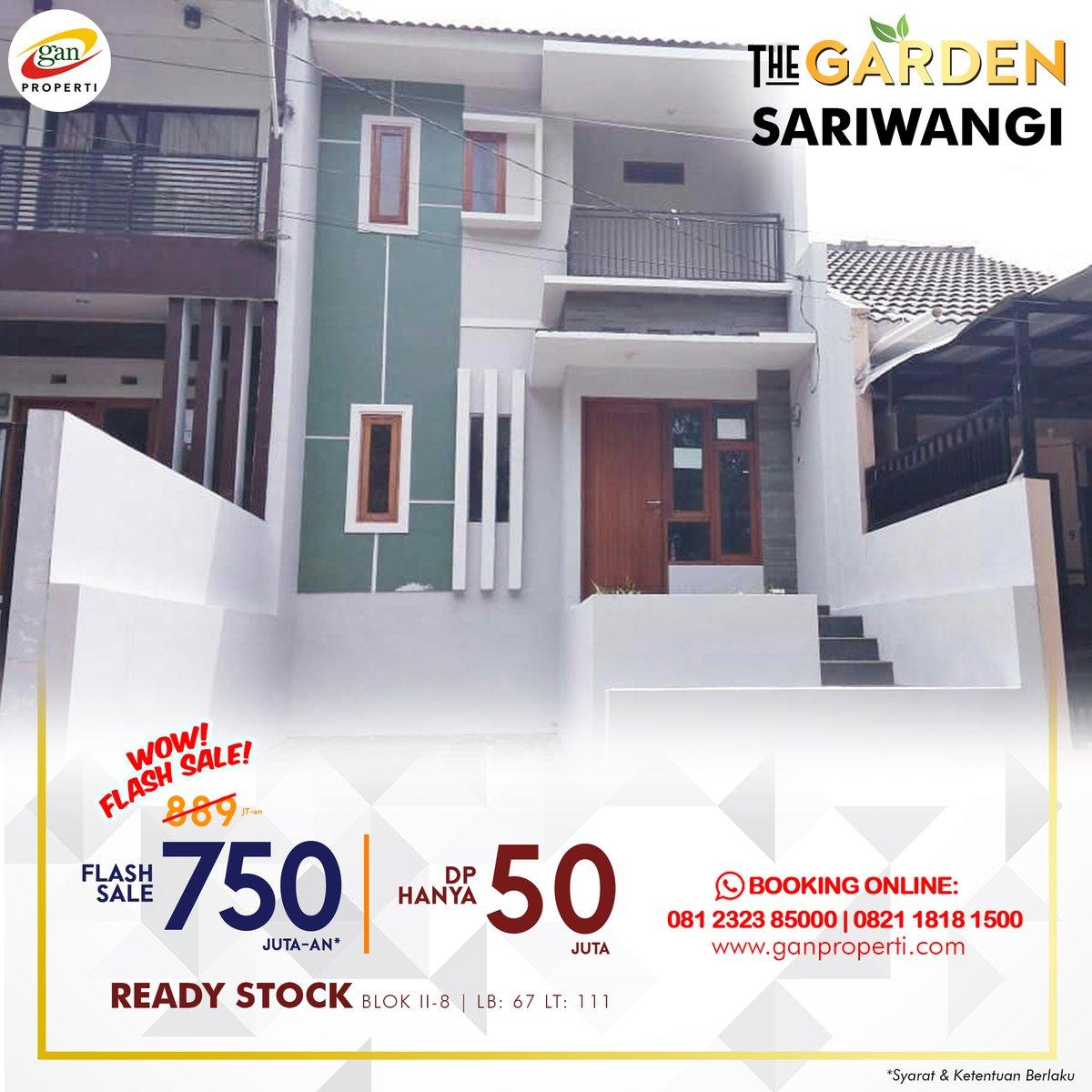 [BANDUNG UTARA]⠀ Lagi DISKON!! Rumah siap huni 2 lantai di Sariwangi.. Lokasi strategis dekat Ciwaruga, Gegerkalong, Sarijadi..  >>FAST RESPON WHATSAPP: 081 2323 85000/0821 1818   #rumah #rumahmewah #rumahdijual #rumahimpian #rumahbandung #infobandungproperti #rumahmodernpic.twitter.com/GNlVKTJvJP